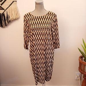 Soyaconcept shift dress size Large